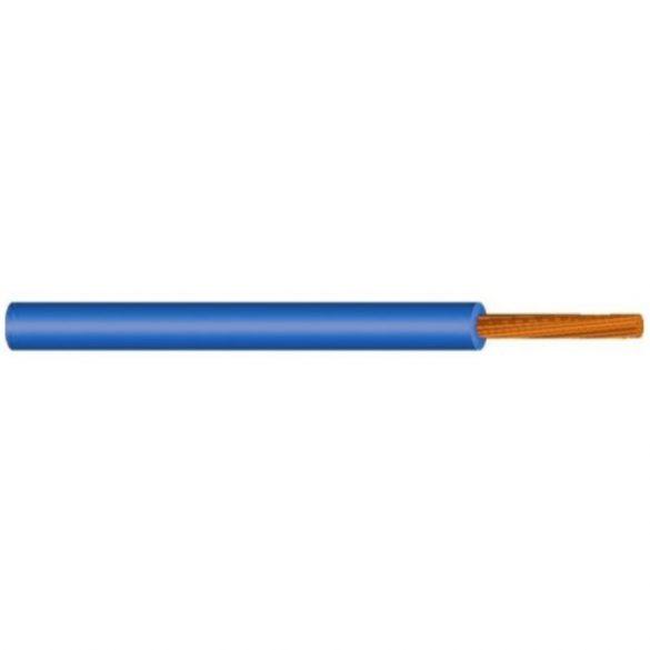 MKH vezeték 1x1,5mm2 kék PVC szigetelésű sodrott réz erű M-kh H07V-K (MKH)