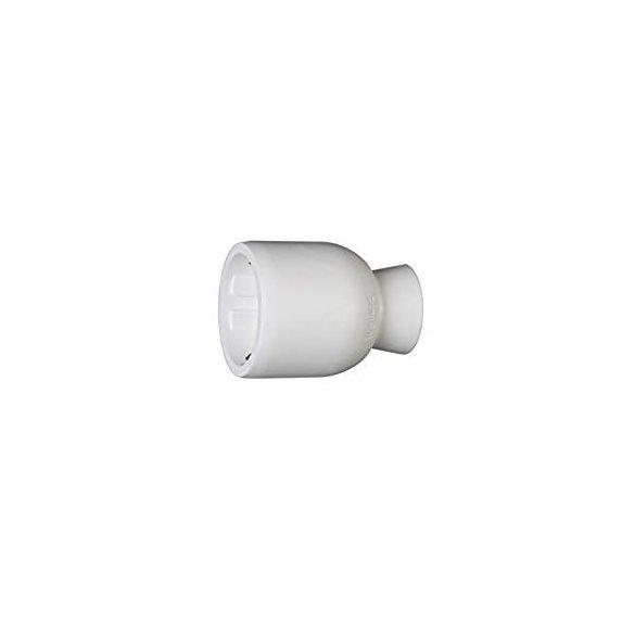 fehér lengő dugalj legrand 050317 2P+F CsF-16 hátsó kivez.