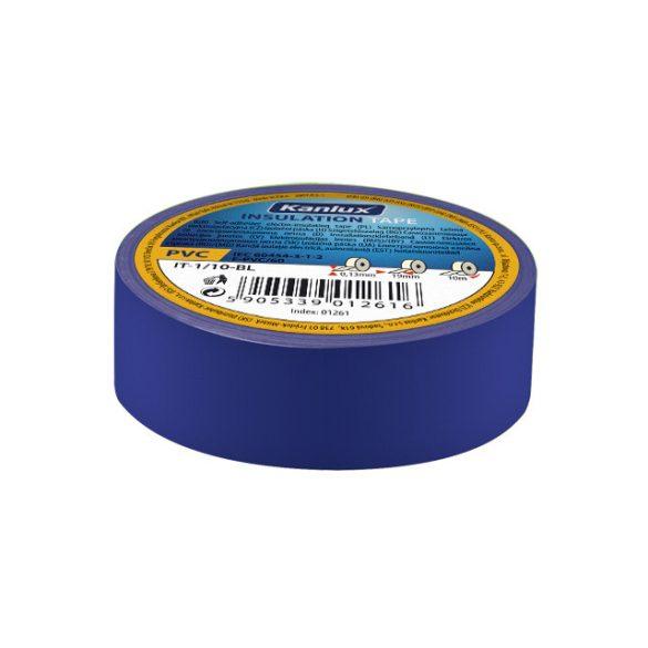 Kanlux 1275 IT-1/20-BL kék szigetelő szalag