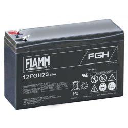 Fiamm 12FGH23Slim 12V 5Ah akkumulátor