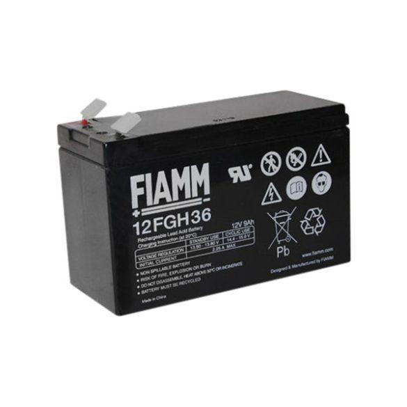 Fiamm 12FGH36 12V 9Ah akkumulátor