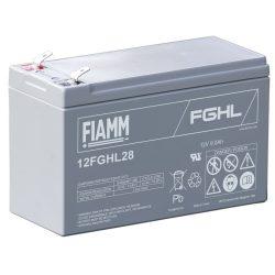 Fiamm 12FGHL28 12V 7,2Ah akkumulátor