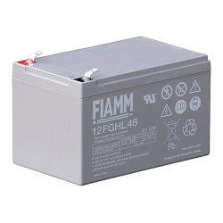 Fiamm 12FGHL48 12V 12Ah akkumulátor