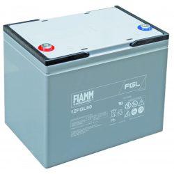 Fiamm 12FGL80 12V 80Ah akkumulátor