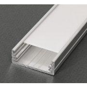 Topmet TM-profil LED Wide nyers alumínium 2000mm