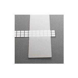 TM-takaró profil LED profilokhoz becsúsztatható transzparens 2000mm (B)