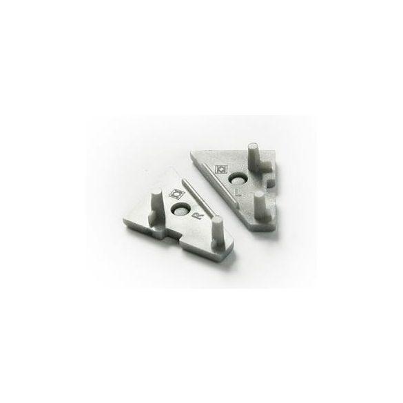 TM-végzáró profilhoz Corner szürke (pár)