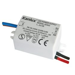 Kanlux 1440 ADI 350 ledmuködteto 1x3W