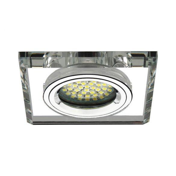 Kanlux 18512 MORTA CT-DSL50-SR lámpa MR16 dekorációs keret