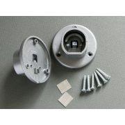 TM-végzáró Oval LED profilhoz (pár)