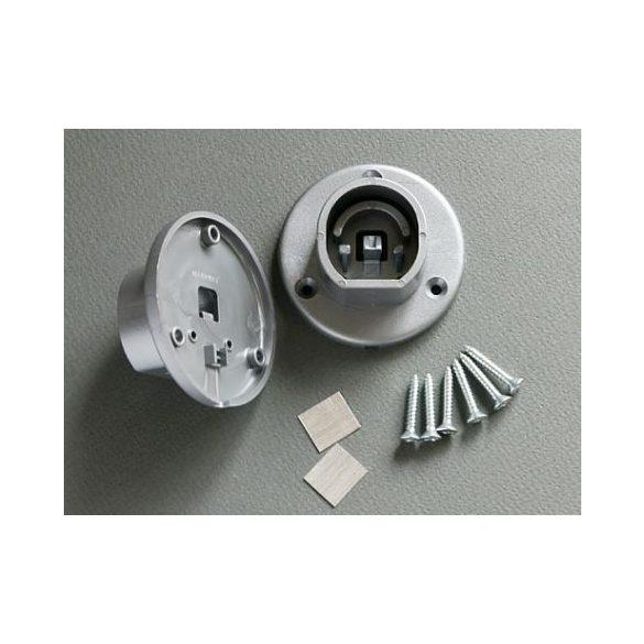 Topmet TM-végzáró Oval LED profilhoz (pár)