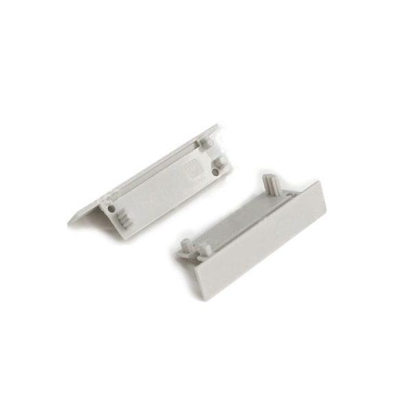 TM-végzáró Flat LED profilhoz (pár)