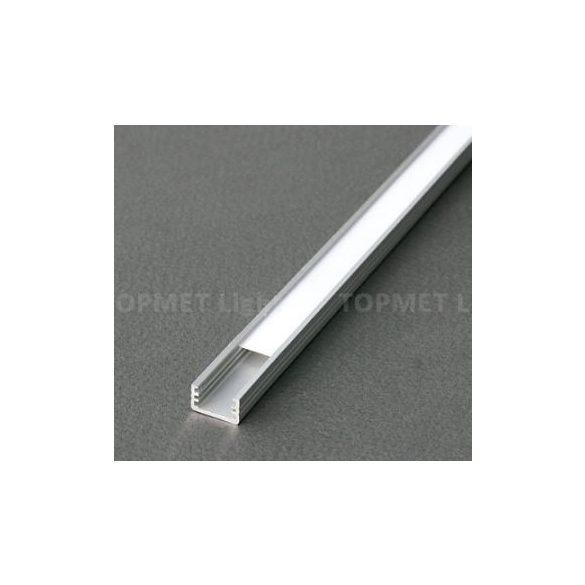 TM-profil LED Slim eloxált alumínium 2000mm