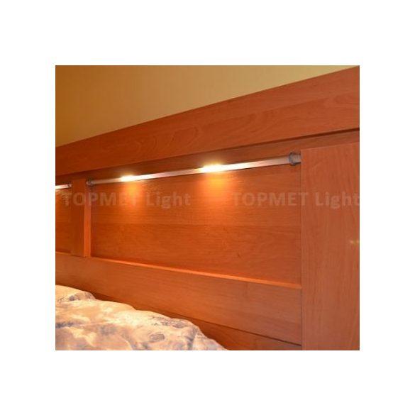 Topmet TM-profil LED Pen eloxált alumínium 2000mm