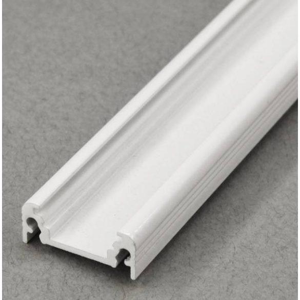 TM-profil LED Surface alu fehér 2000mm