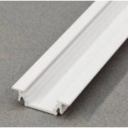 Topmet TM-profil LED Groove alu fehér 2000mm