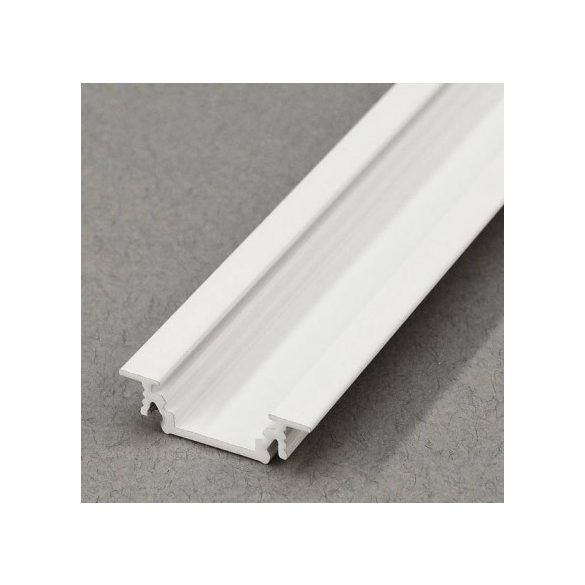 TM-profil LED Groove alu fehér 2000mm