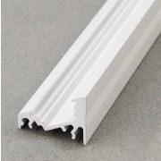 TM-profil LED Corner alu fehér 2000mm