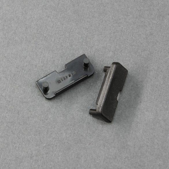 TM-végzáró Surface profilhoz fekete (pár)
