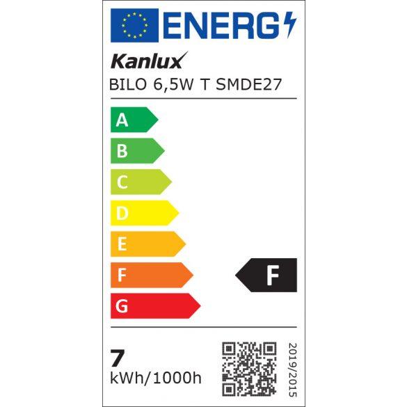 Kanlux 23420 BILO 6,5W T SMD E27-WW fényforrás, izzó