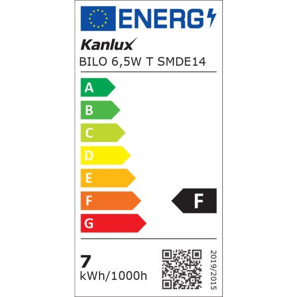 Kanlux 23422 BILO 6,5W T SMD E14-WW fényforrás, izzó