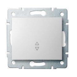 Kanlux 25072 LOGI 02-1050-102 fehér alternatív kapcsoló (váltókapcsoló 106)
