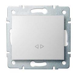 Kanlux 25074 LOGI 02-1070-102 fehér keresztkapcsoló (107)