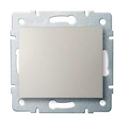 Kanlux 25125 LOGI 02-1000-103 krém egypólusú kapcsoló (101)