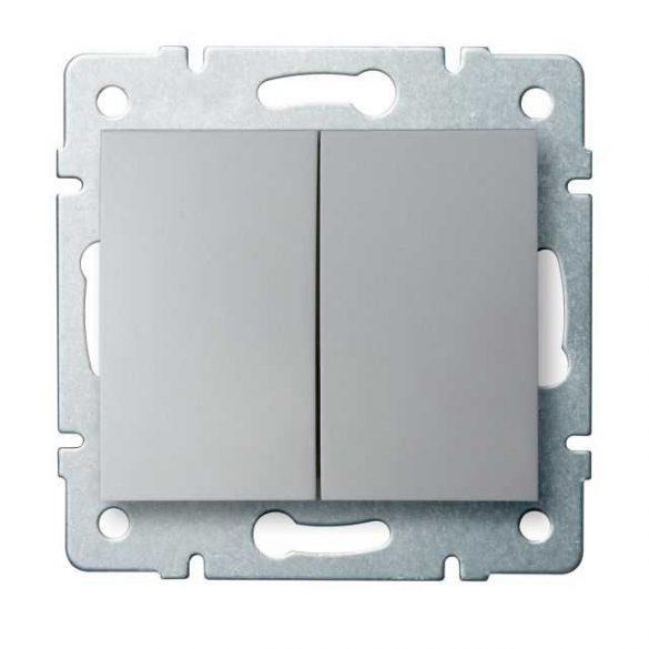 Kanlux 25185 LOGI 02-1010-143 ezüst csillárkapcsoló (105)