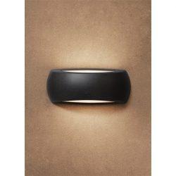Fumagalli FRANCY LED 6W 4K E27 fekete kültéri falilámpa 269968 1A1.000.000.AYF1L