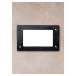 Fumagalli LETI 200 HS LED 3W GX53 fekete kültéri beépíthető falilámpa 269989 4C4.000.000.AYG1K