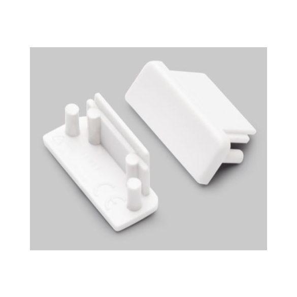 TM-végzáró profilhoz Surface fehér (pár)