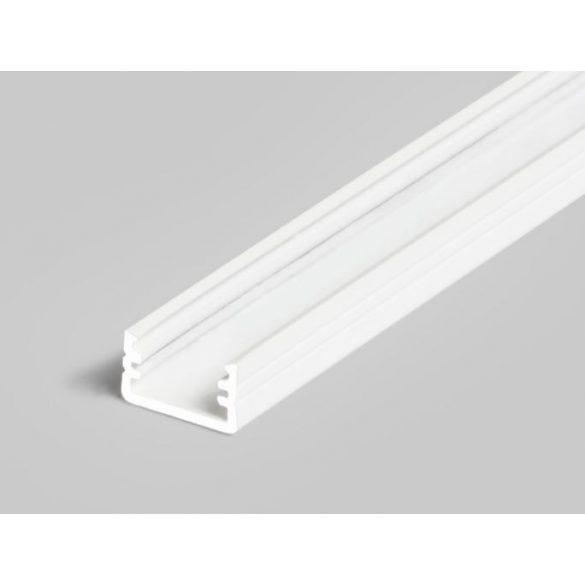 TM-profil LED Slim alu fehér 2000mm