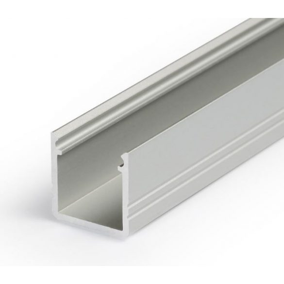 TM-profil LED Smart eloxált alumínium 2000mm