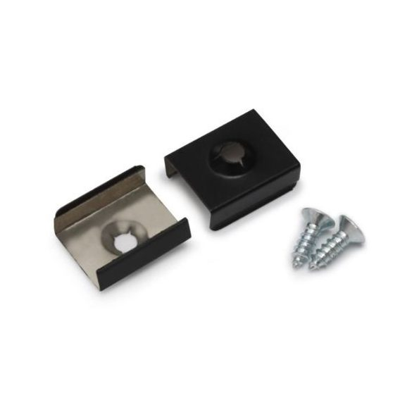 TM-rugós rögzítők Smart_Slim fekete párban Z