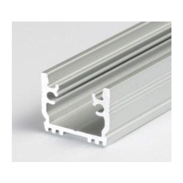 Topmet TM-profil LED Floor eloxált alumínium 2000mm