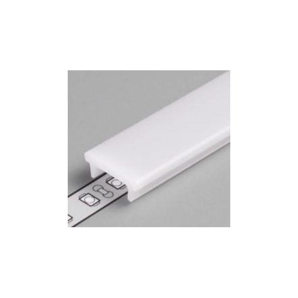 M-takaró profil Floor profilhoz rápattintható tejfehér 2000mm (K)