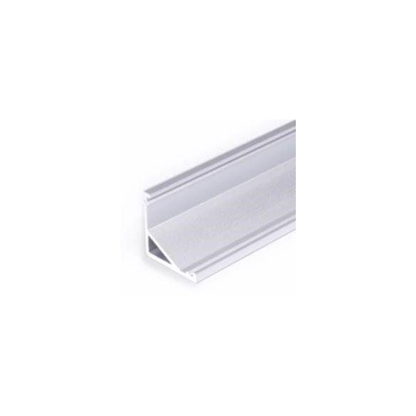 TM-profil LED Cabi eloxált alumínium 2000mm