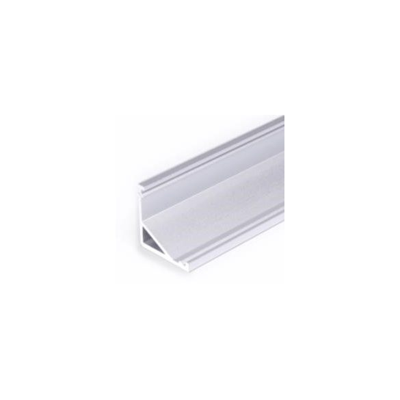 Topmet TM-profil LED Cabi eloxált alumínium 2000mm