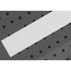 TM-takaró profil Cabi profilhoz befűzős tejfehér 2000mm (E)