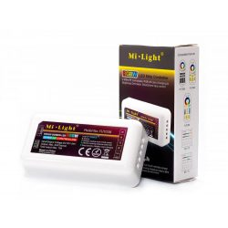 MiLight 2,4G RGB-W zóna vezérlő FUT038, 3218 Mi-Light DC12-24V 15A