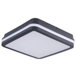 Kanlux 33343 BENO 24W NW-L-GR lámpa, grafit, négyszögletes