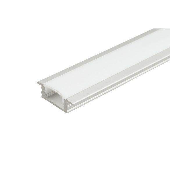 STRONG takaró profil LED-hez profil Ormio 2m tejfehér