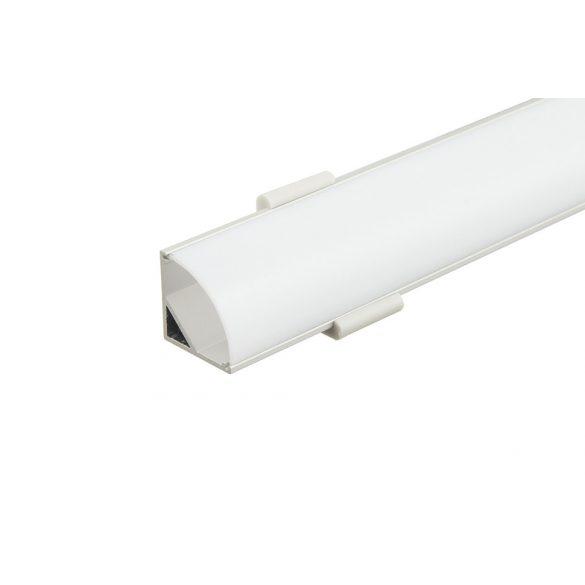 STRONG takaró profil gömbölyű Belcore 2m tejfehér
