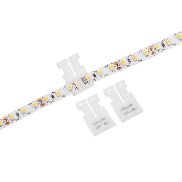 LED összekötő csatlakozó 8 mm 2 szalag