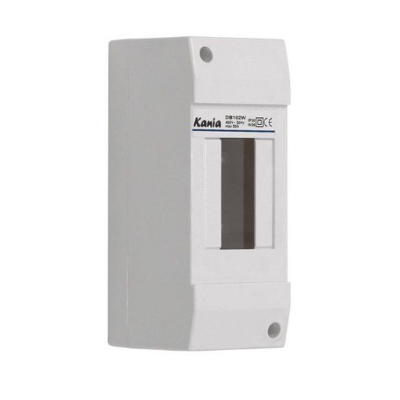 Kanlux 3850 DB102W 1X2P/SM modul burkolat