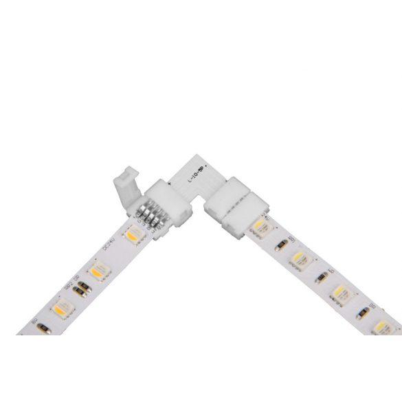 RGBW kattintókapcsoló L Led-szalag összekapcsoláshoz