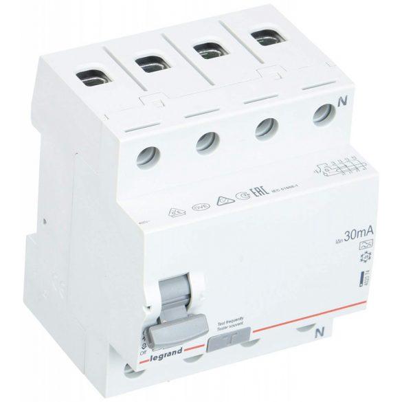 Legrand 402074 RX3 áram-védőkapcsoló 4P 25A A 30MA