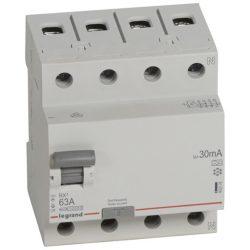 Legrand 402076 RX3 áram-védőkapcsoló 4P 63A A 30MA