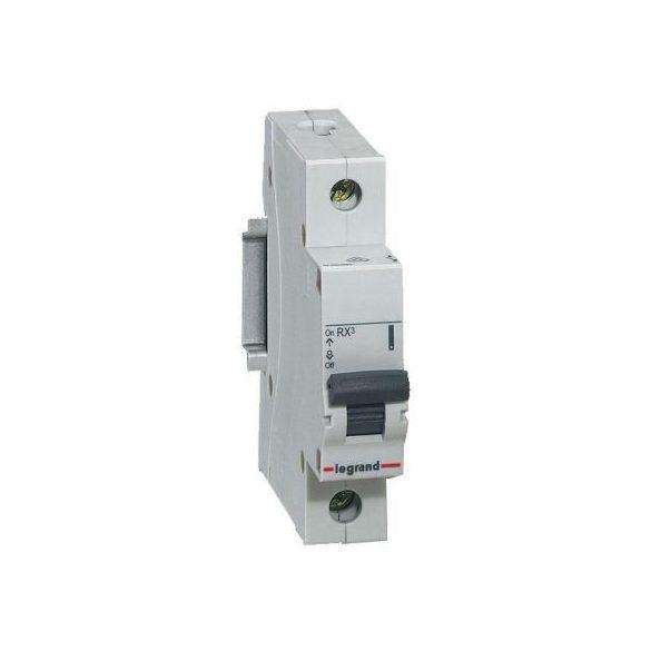 Legrand C40 419206 RX3 kismegszakító 1P C40 6000A BIC 40A